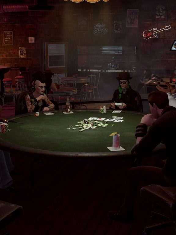 Poker games online – the most popular entertainment in gamblers' society