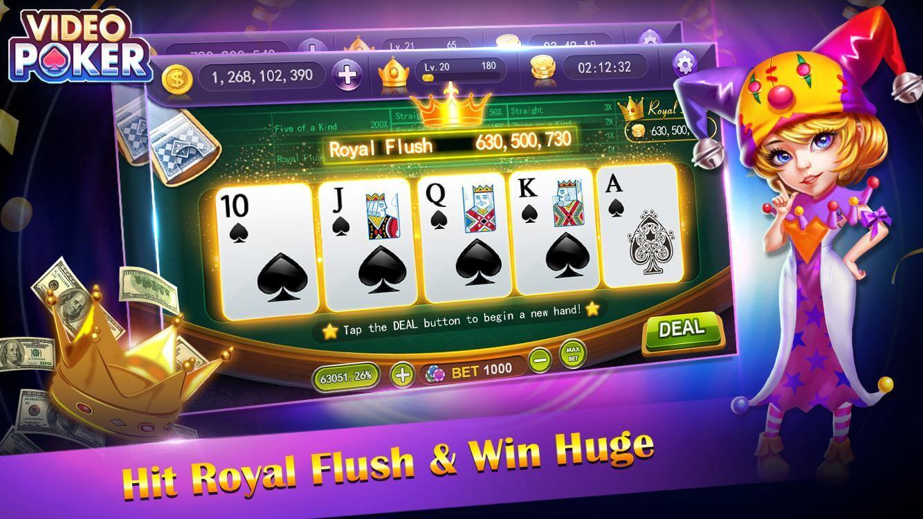 Video poker slots free for your perfect time online